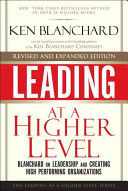 Leading by Ken Blanchard